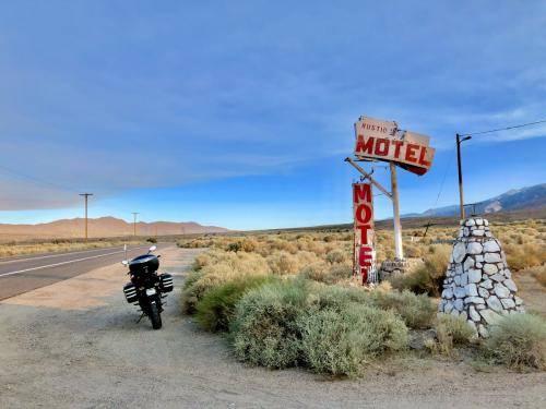 Motocyklem po Kalifornii 1