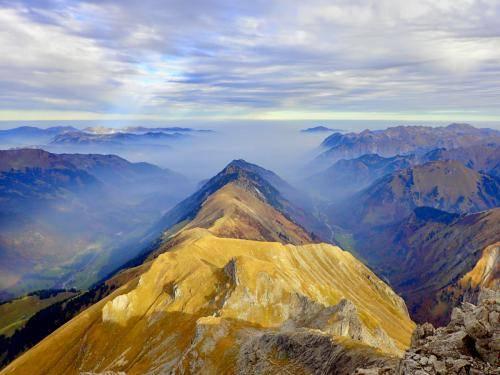Alpy Algawskie - Trettachspitze