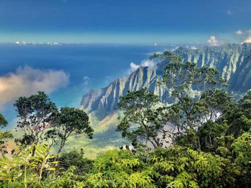 Hawaje, wyspa Kauai cz. 2
